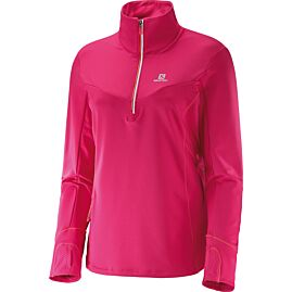 TRAIL RUNNER WARM W TEE SHIRT