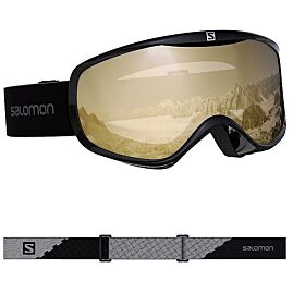 MASQUE DE SKI SENSE ACESS BLACK  CAT 2