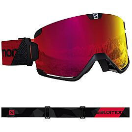 MASQUE DE SKI COSMIC SIGMA OTG BLACK CAT 3 OTO