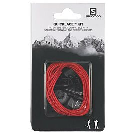 LACETS KIT QUICKLACE RED EDITION