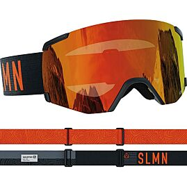 MASQUE DE SKI S/VIEW BLACK MONTANA CAT 2