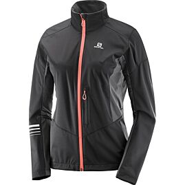 LIGHTNING W VESTE SOFTSHELL