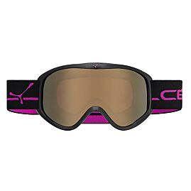MASQUE DE SKI STRICKER M FLASH GOLD CAT 3