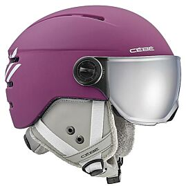CASQUE DE SKI  A VISIERE FIREBALL JUNIOR