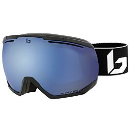MASQUE DE SKI NORTHSTAR MATTE BLACK CORP PHANTOM +