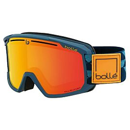 MASQUE DE SKI MADDOX MATTE BLUE PHANTOM  CAT 1