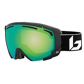 MASQUE DE SKI SUPREME OTG MATTE BLACK PHANTOM CAT