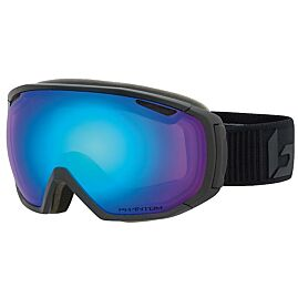 MASQUE DE SKI TSAR MATTE BLACK CORP PHANTOM + CAT