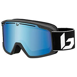 MASQUE DE SKI MADDOX MATTE BLACK CORP CAT 1