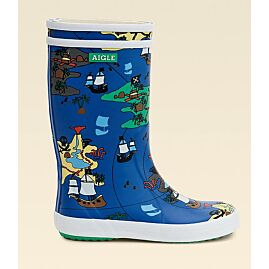 BOTTES DE PLUIE LOLLY POP THEME TREASURE