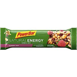 BARRE NATURAL ENERGY FRAMBOISE CRAQUANTE