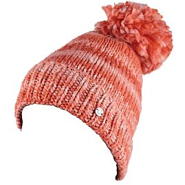 TWISTY HAT BONNET POMPON