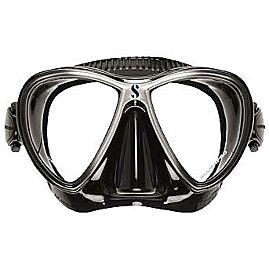 MASQUE SYNERGY TWIN TRUFIT - SILICONE NOIR