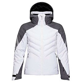 DOUDOUNE DE SKI W COURBE HEATHER JKT