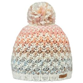 BONNET POMPOM NICOLE BEANIE GIRL CREAM