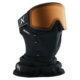 MASQUE DE SKI M4 CYLINDRIQUE TOPO  SONAR NIGHT + S