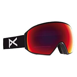 MASQUE DE SKI M4.TORIC BLACKSUNNY RED 3+1