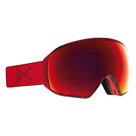 MASQUE DE SKI M4. TORIC RED TORT  SUNNY RED 3+1