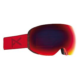 MASQUE DE SKI M2. TORT RED SUNNY RED 3+1