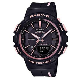 MONTRE BABY-G STEP TRACKER BGS-100 RT