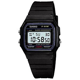 MONTRE DIGITAL ENFANT F-91W