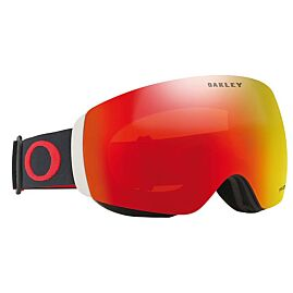 MASQUE DE SKI FLIGHT DECK XM RED BLACK TORCH IRIDI