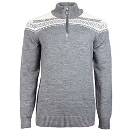 PULL DEMI ZIP CORTINA M
