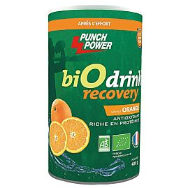 BOISSON BIODRINK RECOVERY ORANGE 400 G