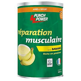 REPARATION MUSCULAIRE BANANE 480 GR