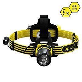 LAMPE FRONTALE PRO EXH8 - ATEX 180