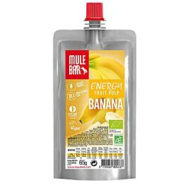 GEL PULPE DE FRUITS BIO BANANE