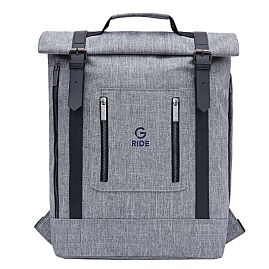 SAC BALTHAZAR 15 ESSENTIAL GRIS