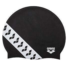 BONNET DE BAIN TEAM STRIPE