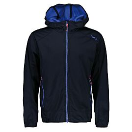 VESTE SOFTSHELL A CAPUCHE ROYAL BOY