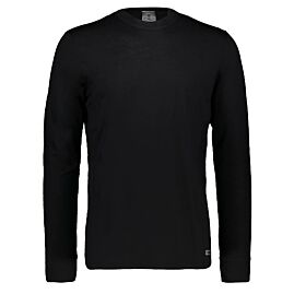T-SHIRT ML MERINO 200G CREW NECK M