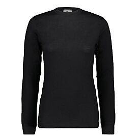 T-SHIRT ML MERINO 200G CREW NECK W