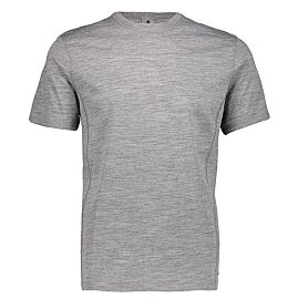 T-SHIRT MC MERINO 200G CREW NECK M