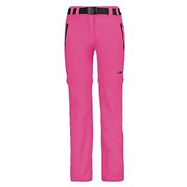 PANTALON JAMBE DETACHABLE GIRL ZIP OFF NEW