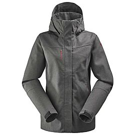 SOFTSHELL TRACK ZIP IN W
