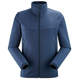 SOFTSHELL TRACK ZIP IN M