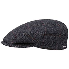 CASQUETTE PLATE KENT WOOL EF
