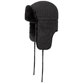 CHAPKA BOMBER CAP WOOL
