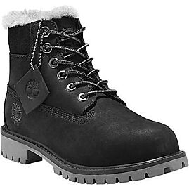 "CHAUSSURES CHAUDES 6"" PREMIUM BOOT WITH SHEARLING"