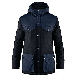 PARKA GREENLAND RE WOOL M