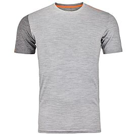 T-SHIRT MC ROCK N WOOL M