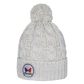 ALPINA KIDS BONNET POMPON