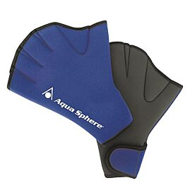 GANTS DE NAGE AQUAFITNESS.