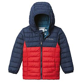 DOUDOUNE A CAPUCHE POWDER LITE BOYS HOODED JKT