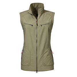 GILET MULTI POCHES CANNES W