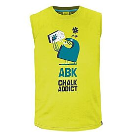 T-SHIRT MANCHES COURTES MONSTER CHALK